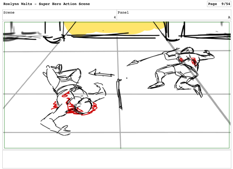 temple_fight_super_hero_storyboards_by_rozlynnwaltz-d8tx71e-9